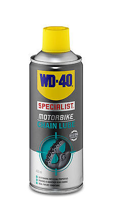 Wd40 Motorcycle Chain Lube 400Ml