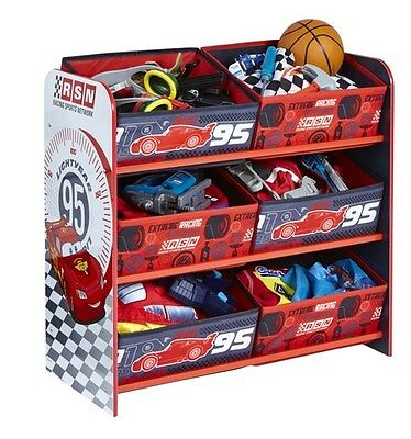 Disney Cars Kids' Storage Unit by HelloHome