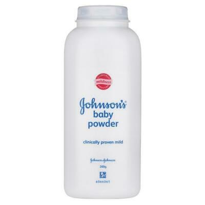 Johnson's Baby Powder 200g   Johnson & Johnson