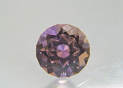 Ametrine. Precision Cut Stone. 12.27mm. 6.05 cts. Precision Cut. Super Brilliant