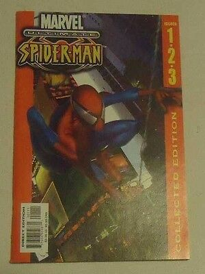 Ultimate Spider-man Collected Edition 1 2 3 Brian Bendis Mark Bagley Spiderman