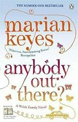 Anybody Out There by Keyes, Marian Book The Cheap Fast Free Post