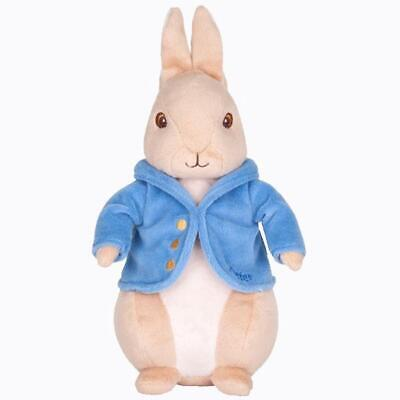 Beatrix Potter Silky Beanbag Peter Rabbit