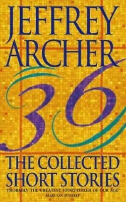 Collected Short Stories by Archer, Jeffrey Paperback Book The Cheap Fast Free