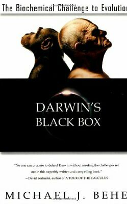 Darwin's Black Box: Biochemical Challenge to Ev... by Behe, Michael J. Paperback
