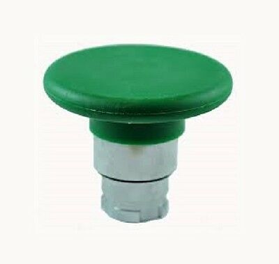 Telemecanique Push Button Mushroom Head Green 60mm ZB2BR3