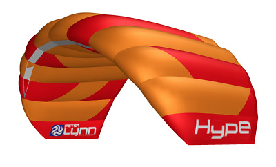 Peter Lynn Hype 3 1.6 Power Kite Ready To Fly