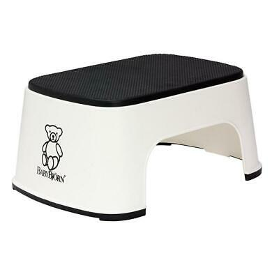 Baby Bjorn Step Stool for Toilet Training (Snow White) (BabyBjorn) Free Shipping