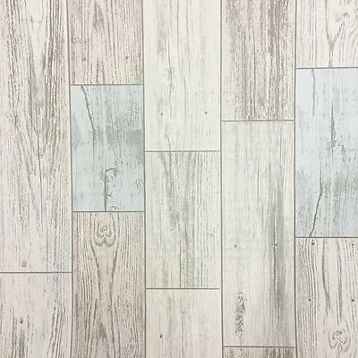 Arthouse Salcombe Wooden Panel Pattern Wallpaper Distressed Wood Faux 693200