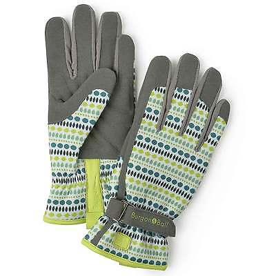 GREEN SEED GARDENING GLOVES by Burgon and Ball - LOVE THE GLOVE
