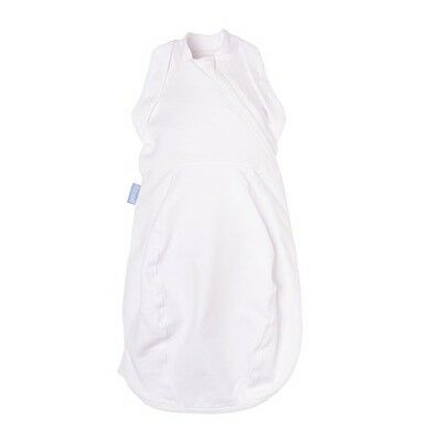 Swaddle Grobag Cosy Weight (Pure White)