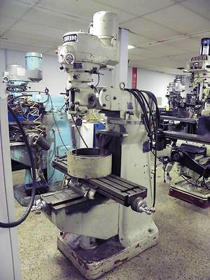PILGRIM Vertical Mill Milling Machine