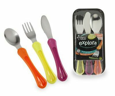 Closer to Nature Explora First Grown Up Cutlery Set