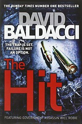 The Hit (Will Robie series) by Baldacci, David Book The Cheap Fast Free Post