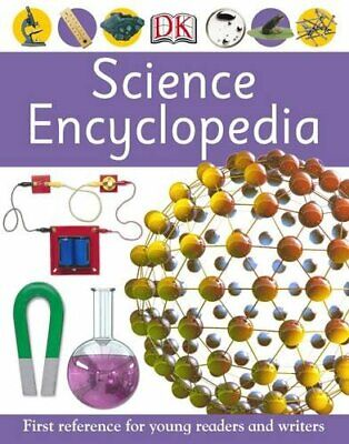 Science Encyclopedia (First Reference) Hardback Book The Cheap Fast Free Post