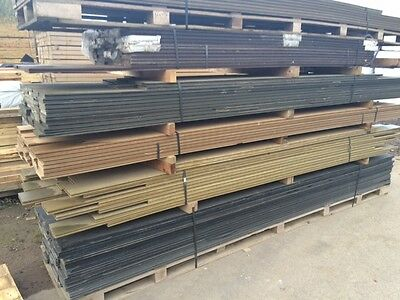 Heavy duty metal decking railing panels fence infill for Cheap decking boards uk