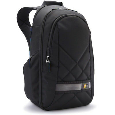 Case Logic CPL108 Small Digital SLR Camera & iPad/Tablet Backpack Case Bag Black
