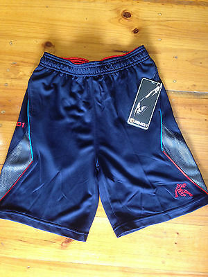 And1 Childrens Kids Boys Girls Basketball Shorts Size 8 Nba Sports 4 Sale In Aus
