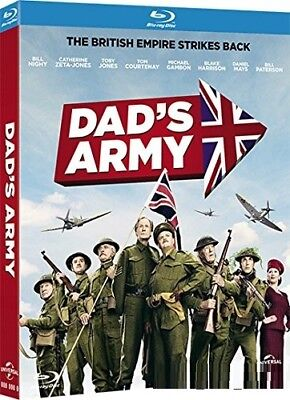 DAD'S ARMY (2016): THE BRAND NEW MOVIE: British Comedy - NEW Eu RgB BLU-RAY