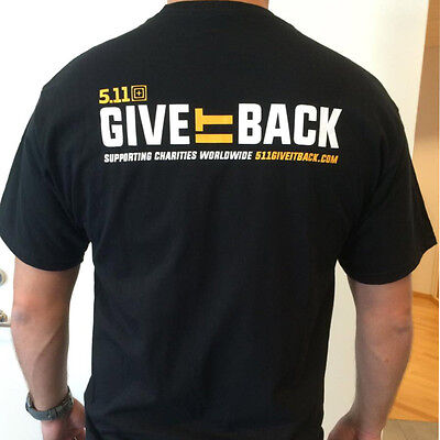 5.11 Give it Back Charity T-Shirt