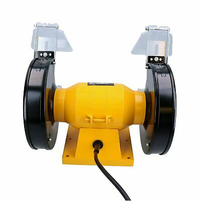 "150mm Electric Workshop Bench Grinder 230v and 150w 6"" Polishing Grinding"