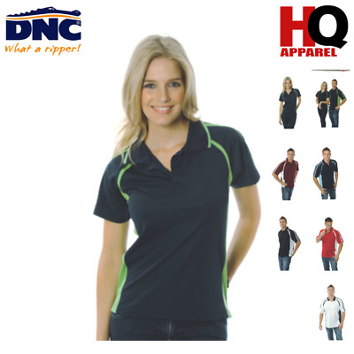 Adult Cool Breathe Athens Polo Brand New Clothes Work Wear 5265 dnc