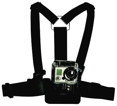 NEW GoPro GPCHM30 Chest Mount Harness