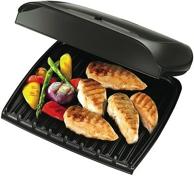 NEW George Foreman Jumbo Grill with Temperature Control 2000W GR18891AU