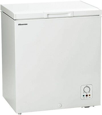 NEW Hisense HR6CF146 145L Chest Freezer