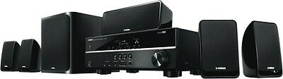 NEW Yamaha YHT-1810B Home Theatre System 600W