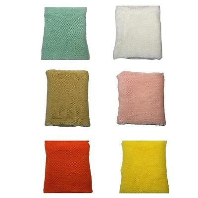 Newborn Baby Infant Photography Photo Props MOHAIR Wraps Swaddle Cheesecloth Hot