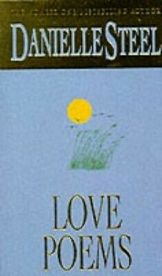 Love Poems by Steel, Danielle Paperback Book The Cheap Fast Free Post