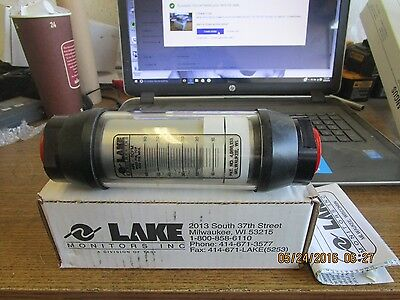 New Lake Monitors Flow Meter 0 To 60 G4A-4Ac-05