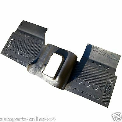 Land Rover Defender 90/110 Genuine Gearbox Tunnel & Footwell Floor Rubber Mats