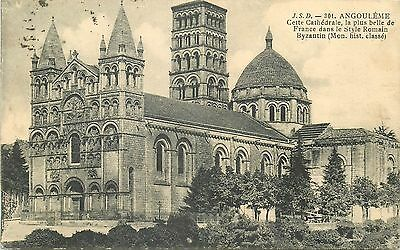 16 ANGOULEME cathedrale