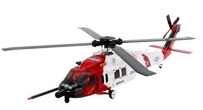 DTS F130 BH 6 Channel Flybarless Scale RC Helicopter