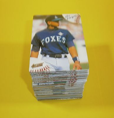 1994 Action Packed Minors Baseball complete base set 72 cards - Michael Jordan