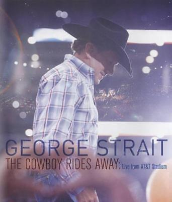 George Strait: Live From At&t Stadium New Dvd