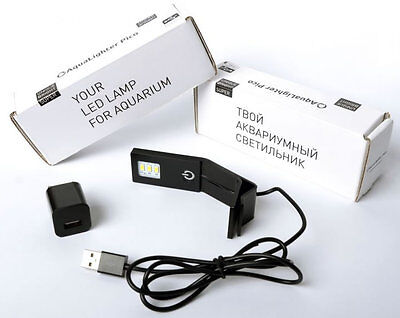 COLLAR AquaLighter Pico Aquarium LED schwarz Nano Aquarium LED