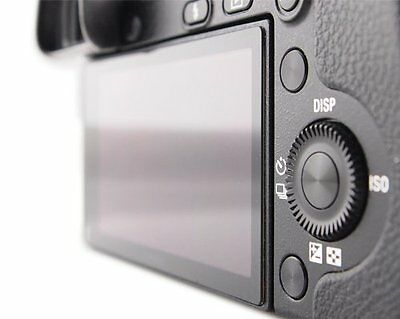 GGS  LCD Screen Protector glass for CANON 6D includes top screen.