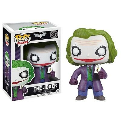DC Comics Batman Dark Knight Funko POP! Figurine JOKER 9 cm