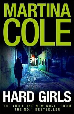 Hard Girls by Cole, Martina Paperback Book The Cheap Fast Free Post