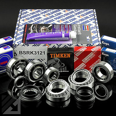 Toyota Avensis 1.8 VVTi 5 speed Gearbox Bearing and Oil Seal Repair Kit