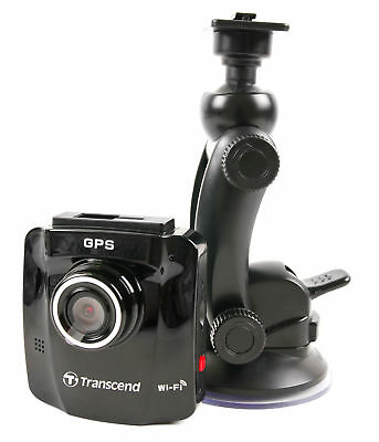 In-Car Windscreen & Dashboard Mount for Transcend DrivePro 220/200/100 Dash Cams