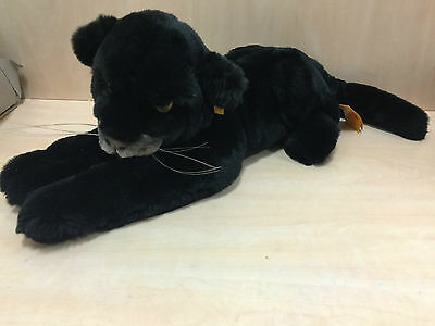 Steiff 103834 Molly Jungpanther 65 Cm ((( Top Zustand )))