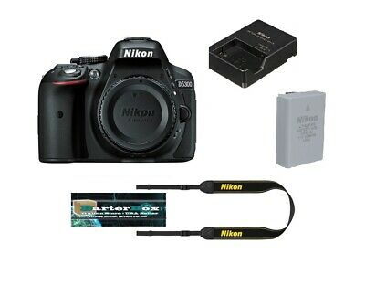 Give Away Deal Sale Nikon D5300 Dslr Camera Body Retail Box