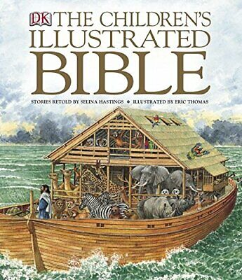 The Children's Illustrated Bible by Hastings, Selina Hardback Book The Cheap