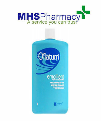 Oilatum Emollient Light Liquid Paraffin For The Bath 250ml