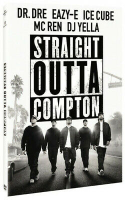 Straight Outta Compton (2016, DVD NEW)