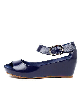 New I Love Billy Tindol Blue Womens Shoes Casual Sandals Heeled